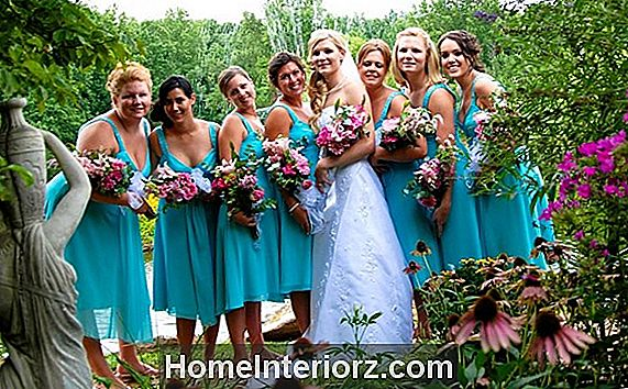 Bridesmaid etiketas