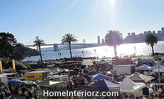 Treasure Island Flea - Sanfrancisko