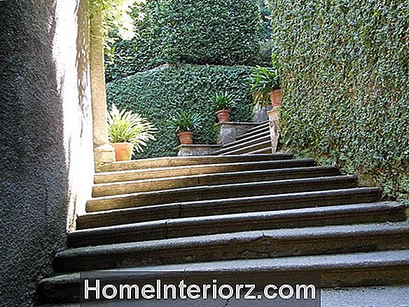 Brief History of Formal Landscape Design
