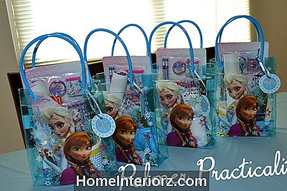 Frozen Party Games, Crafts en Activities