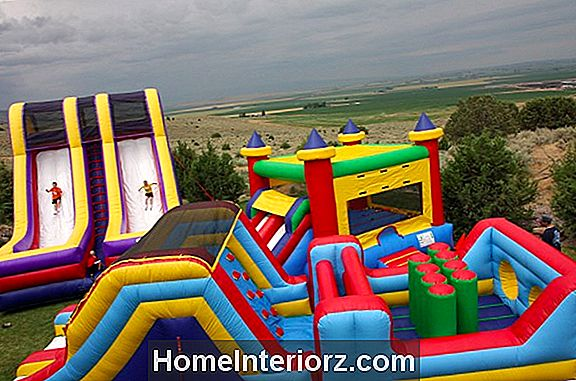 Bounce House Party Games