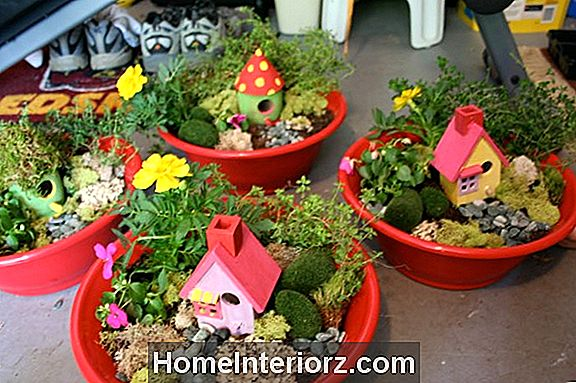 Flower Pot Planting Party