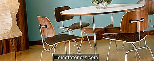 Charles en Ray Eames Furniture Values
