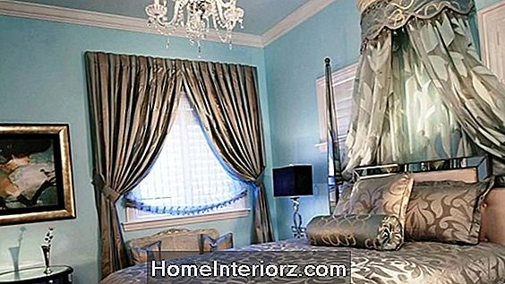 Hollywood Regency Style Bedroom Ideas