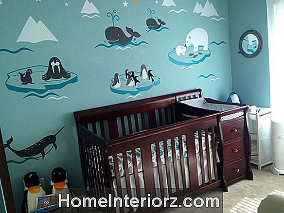 Nursery-thema's: Arctic Explorer