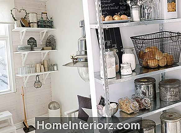 Versieren van Shabby Chic of Cottage Style