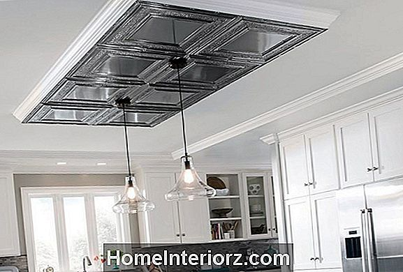 Direct Mount Ceiling Grid en tegels