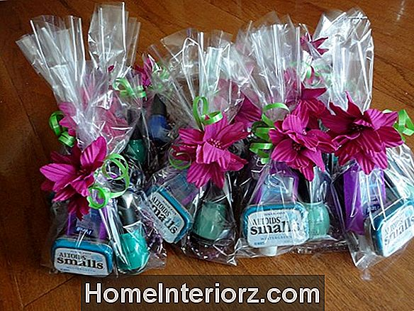 Bridal Shower Party Favor Ideas