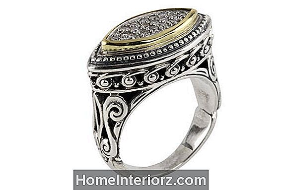 Edgy Rings for Punk-Rock Brides