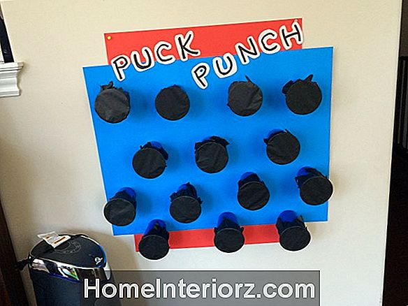 Hockey Party Games