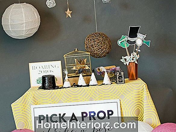 Foto Booth Party Ideas