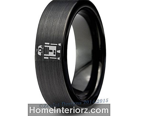 Star Wars Wedding Band