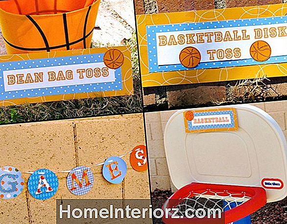 Basketball Party Games