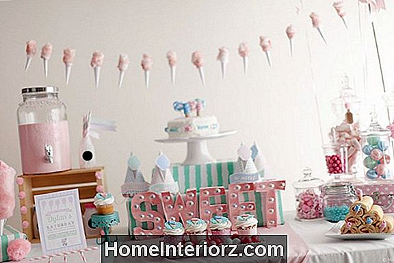 Ice Cream Party DIY Ideer