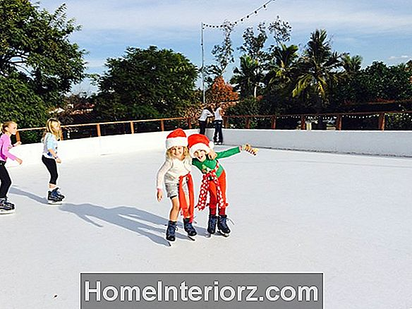 Ice skating Party Games