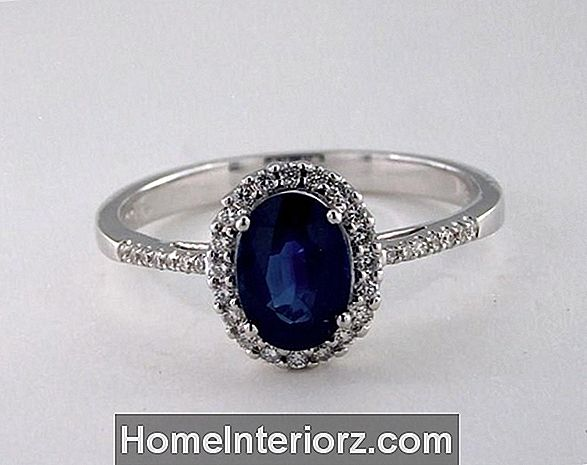 Sapphire Engagement Rings for Brides Who Love Blue