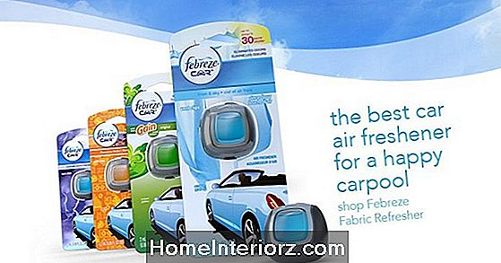 Febreze Plug Air Freshener: en recension