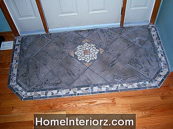 Mosaic Floor Tile Patterns