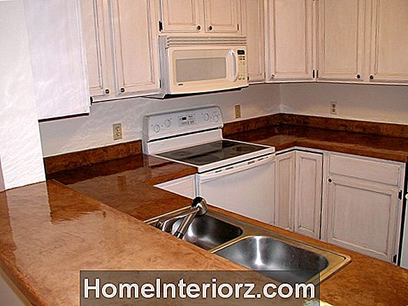 Countertop Overlays Gör Counter Installation DIY-Friendly