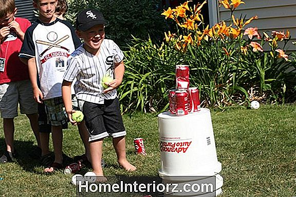 Baseball Party Games for Kids