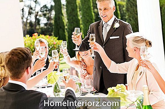 Memorable Father of the Bride Wedding Toasts