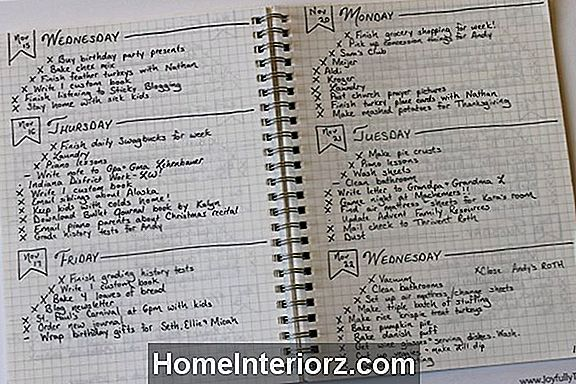 13 Inventive Bullet Journal Ideas