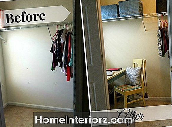 Real Closet Makeover: Från Cluttered till Ultra-Organized