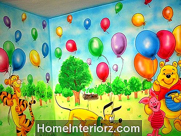 15 Creative Nursery Wall Ideas