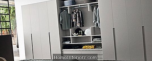 Unika Bedroom Closet Solutions