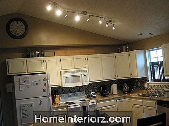 Kitchen Track Lighting: