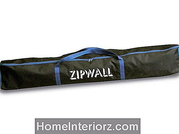 ZipWall Dust Barrier Produktrecension